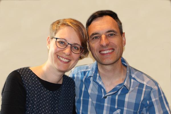 Daniela und Kandid Hofstetter